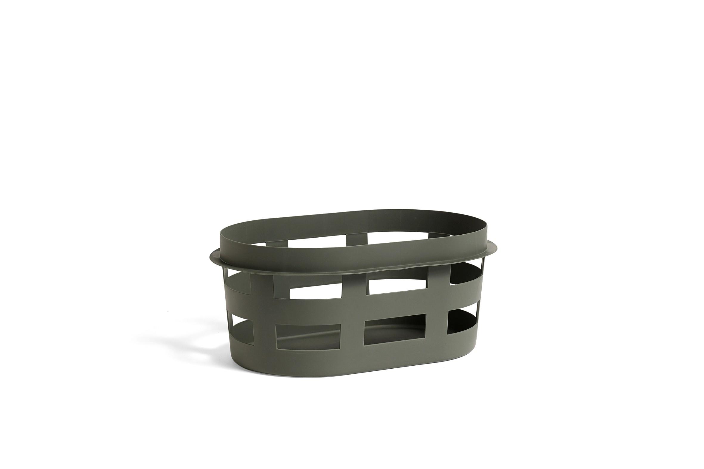 HAY | LAUNDRY BASKET / 洗衣籃 (Size:S / 綠)
