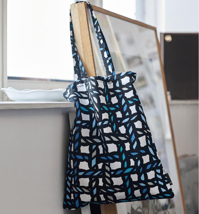 HAY | RW Tote bag Blue / 厚帆布托特包 (藍色)