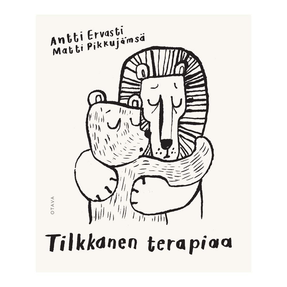 芬蘭CupOfTherapy原文繪本