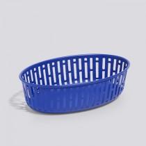 HAY|PANIER / OVAL BRIGHT BLUE / 麵包籃 (藍)