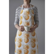 英國Thornback & Peel100%純棉圍裙 (鳳梨)