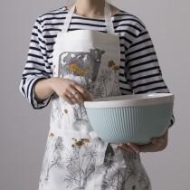 英國Thornback & Peel100%純棉圍裙 (乳牛與毛莨花)