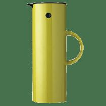 丹麥Stelton EM77啄木鳥保溫瓶 (芥末綠)