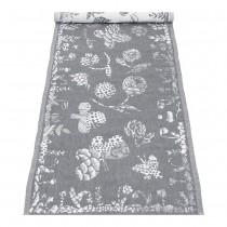 芬蘭Lapuan Kankurit AAMOS棉麻長桌巾 (灰)