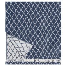 芬蘭Lapuan Kankurit ESKIMO羊毛毯 (深藍)