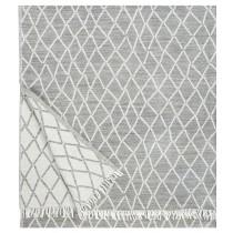 芬蘭Lapuan Kankurit ESKIMO羊毛毯 (灰)