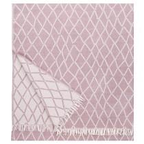 芬蘭Lapuan Kankurit ESKIMO羊毛毯 (玫瑰粉)