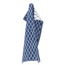 芬蘭Lapuan Kankurit ESKIMO棉麻萬用巾 (藍)
