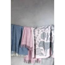 芬蘭Lapuan Kankurit x 鹿兒島睦羊毛毯 (貓狗)
