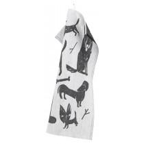 芬蘭Lapuan Kankurit 狗狗集會棉麻萬用巾