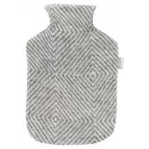 芬蘭Lapuan Kankurit MARIA 熱水袋 (淺灰條紋)