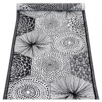 芬蘭Lapuan Kankurit RUUT 棉麻長桌巾 (黑)