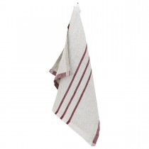 芬蘭Lapuan Kankurit USVA亞麻萬用巾/毛巾 (波爾多紅)