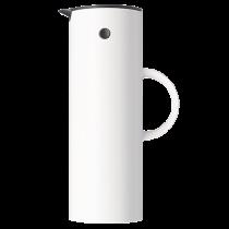 丹麥Stelton EM77啄木鳥保溫瓶 (白)