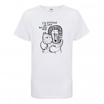 芬蘭CupOfTherapy 男版 T-shirt (Too tired) 尺寸:L