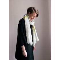 芬蘭Lapuan Kankurit USVA亞麻薄圍巾